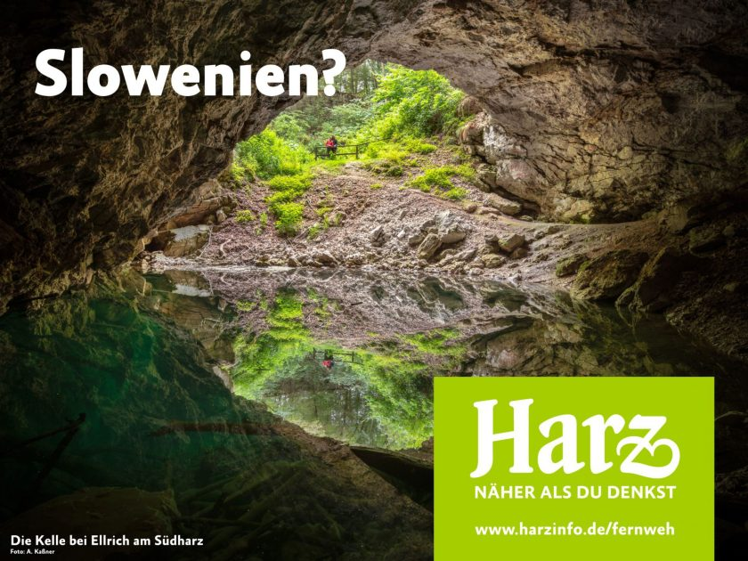 Vacation in the Harz Mountains like in Slovenia