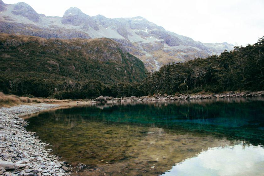 Nelson Lakes National Park Neuseeland