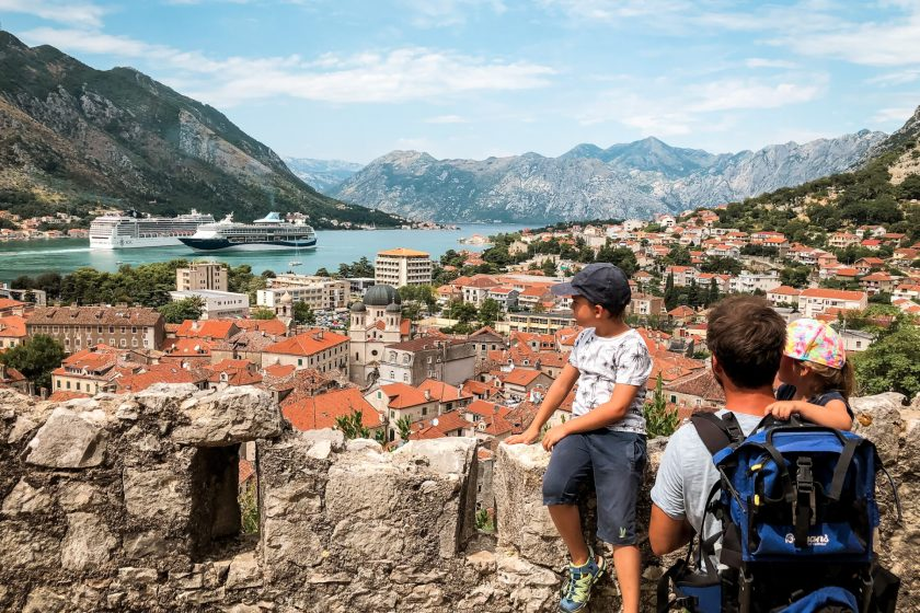 Vacation in Montenegro with children