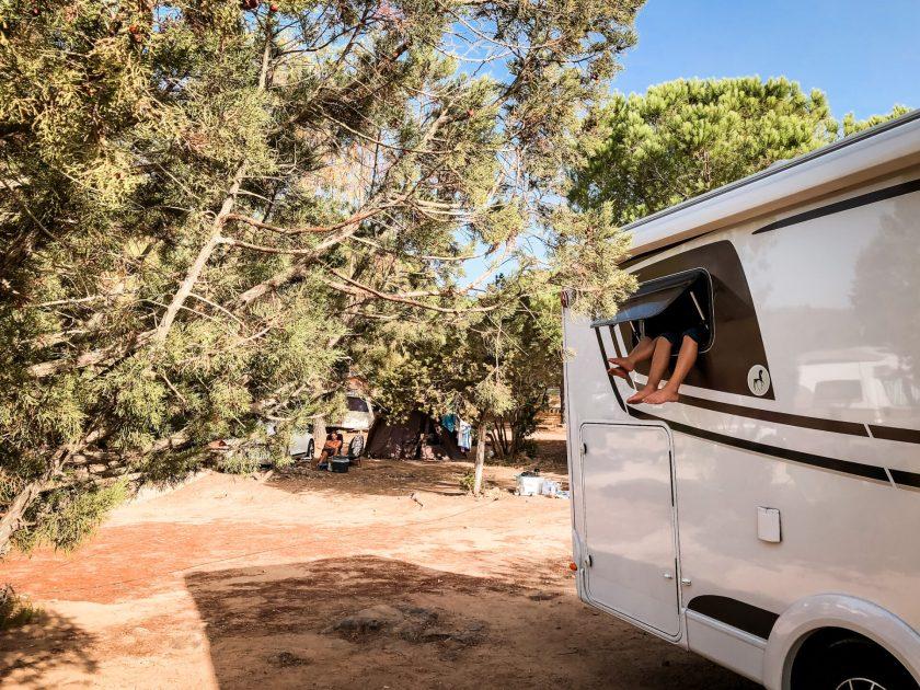 Campingplatz Rondinara