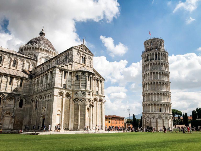 UNESCO Weltkulturerbe in Pisa