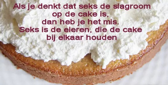 cake seks