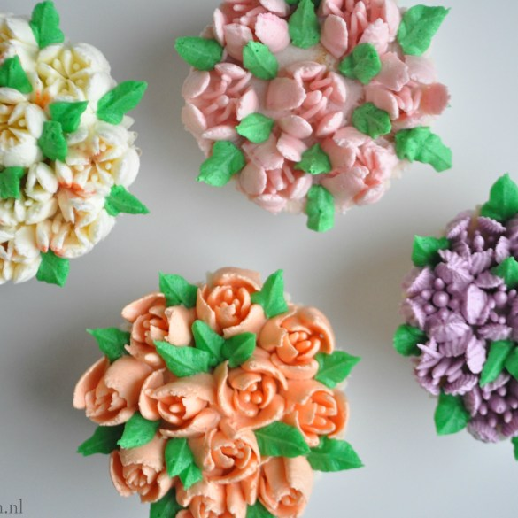 Simply Making Flower Piping Tips – deel I