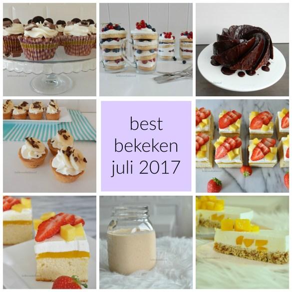Best bekeken recepten juli 2017