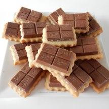 Milka koekjes