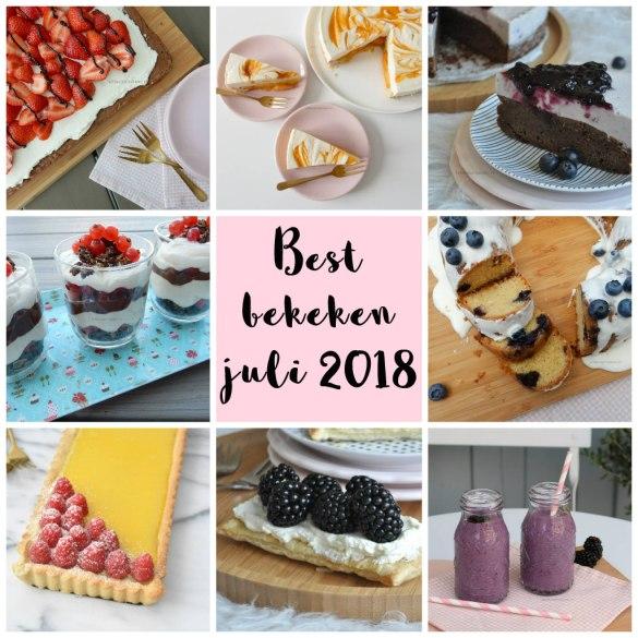 Best bekeken recepten juli 2018