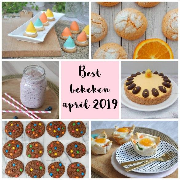 Best bekeken recepten april 2019
