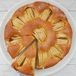 Zweedse appeltaart
