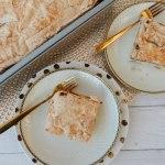 Kokos meringue taartjes