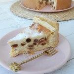 Cheesecake met kwark