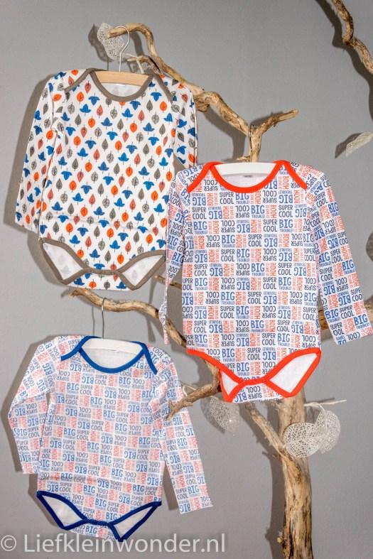 shoplog babykleding zeeman rompers