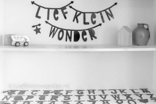Maak je eigen letterslinger Xenos