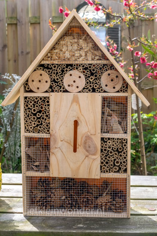 Action aankopen: insectenhotel XL