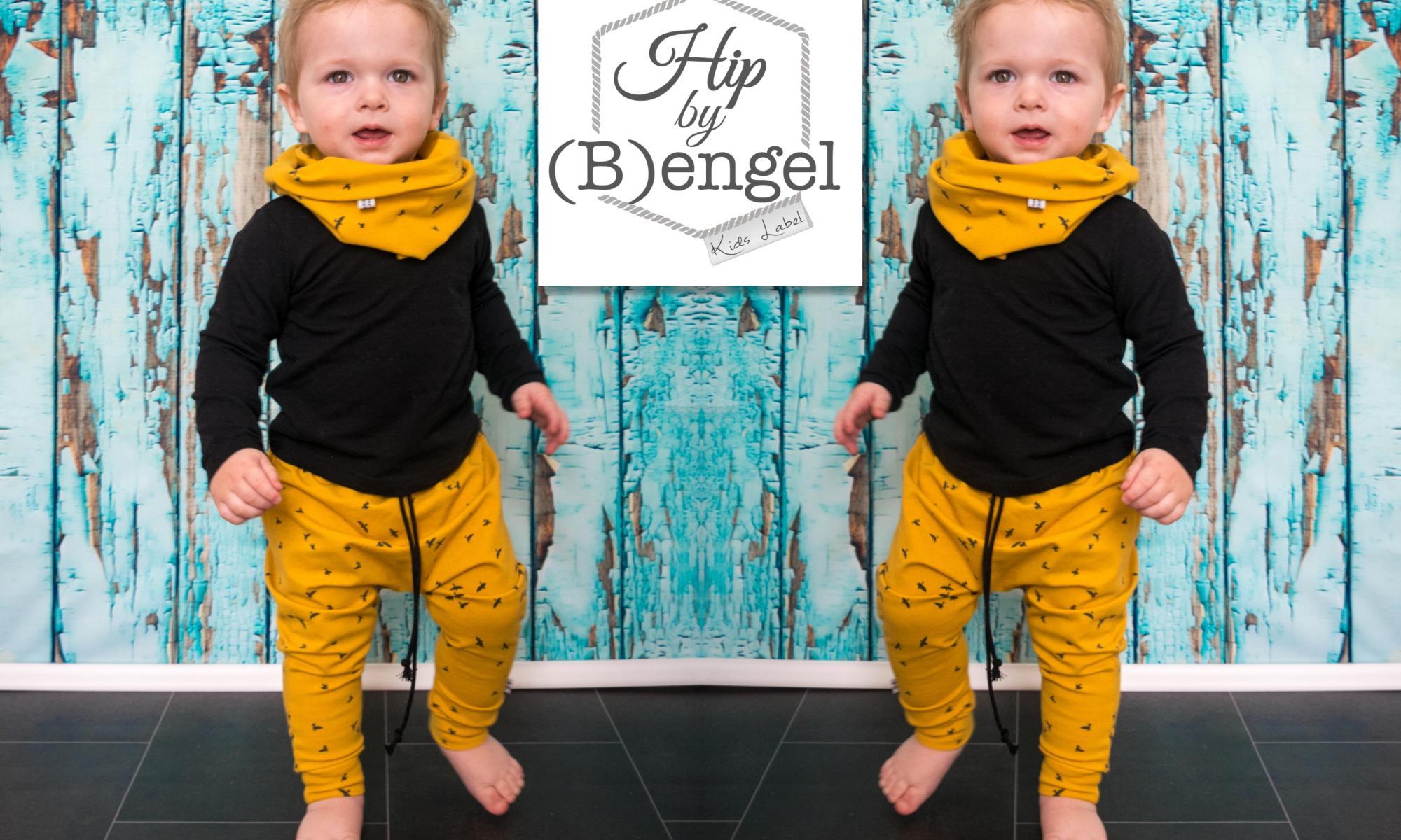 Hip by (b)engel - handgemaakte baby en kinderkleding