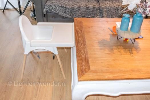 Ikea stoel hack - Twee nieuwe looks voor €4,-