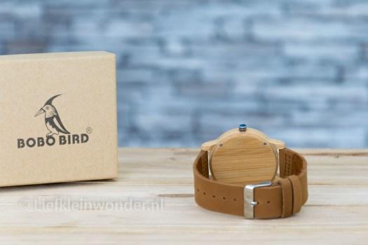 AliExpress vaderdag  mannen cadeau tip  Mannencadeau tip - houten horloge