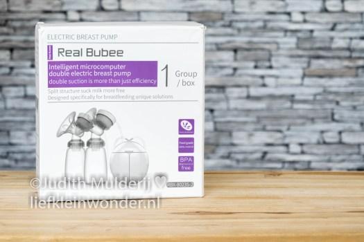 Dubbele elektrische borstkolf van AliExpress voor maar €18,-