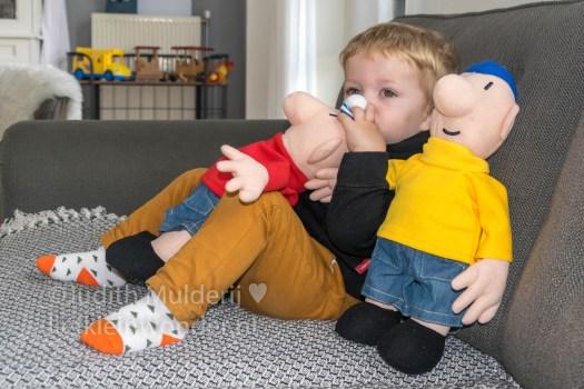 peuter dreumes mamablog pop voor een jongen buurman en buurman