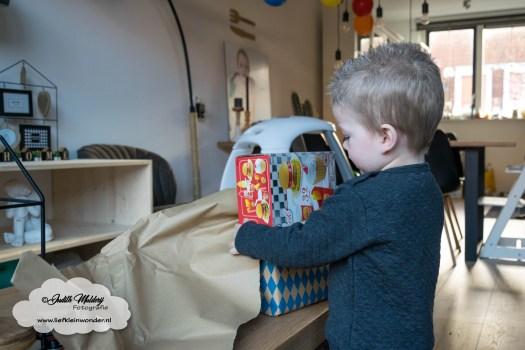 Jayden mama blog 2 jaar oud 2de verjaardag cadeau mac donalds speelgoed set