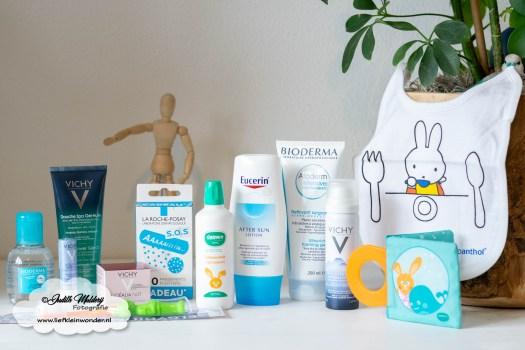 NewPharma de online drogisterij review gevoelige huid baby en mama producten mama blog www.liefkleinwonder.nl