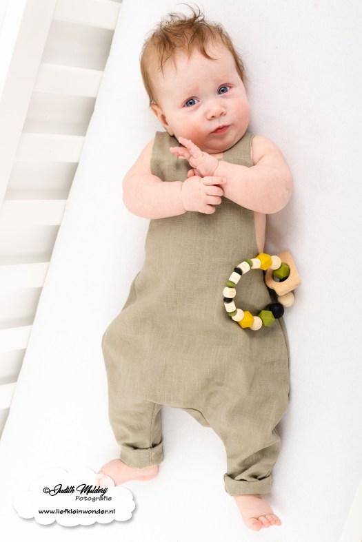 Brandrep babykleding baby zomerkleding review hip by (b)engel mama blog www.liefkleinwonder.nl shoplog jongen nude salopette harem