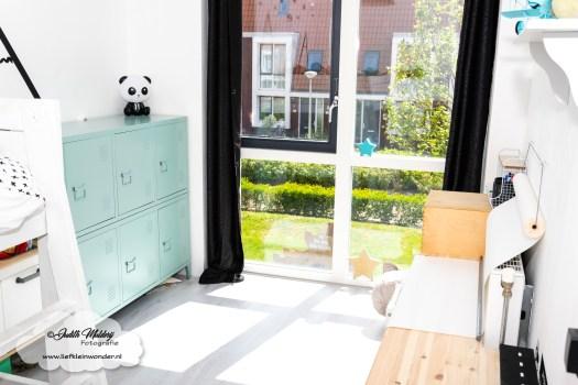 kledingkast locker kast kwantum bureau speelhoek kinderkamer diy mama blog www.liefkleinwonder.nl