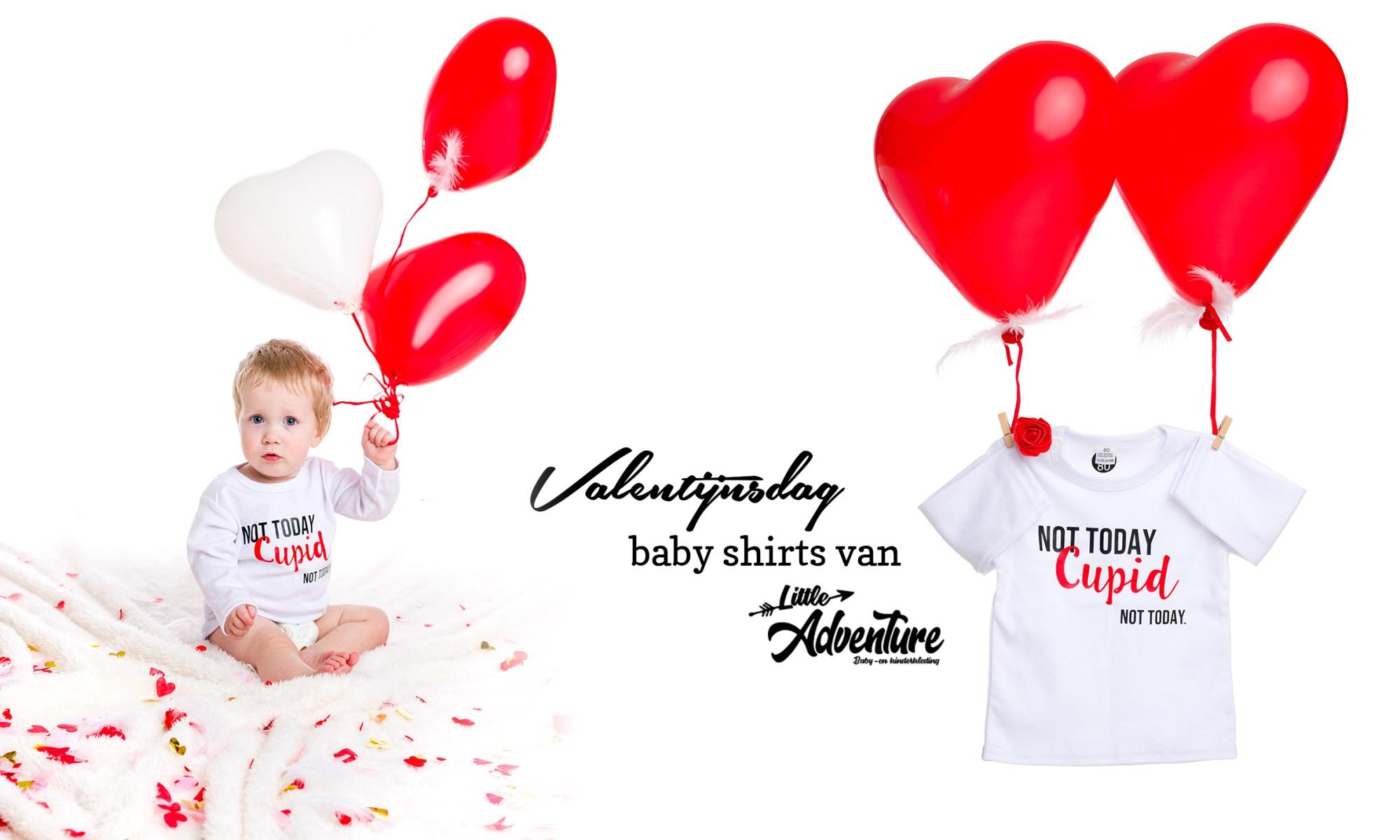 Valentijnsdag baby shirt little adventure mama blog fotograaf brandrep www.liefkleinwonder.nl review babykleding kinderkelding peuter baby