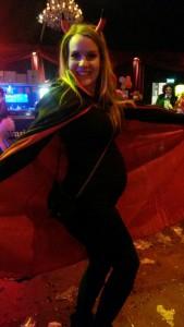 Zwangere dracula