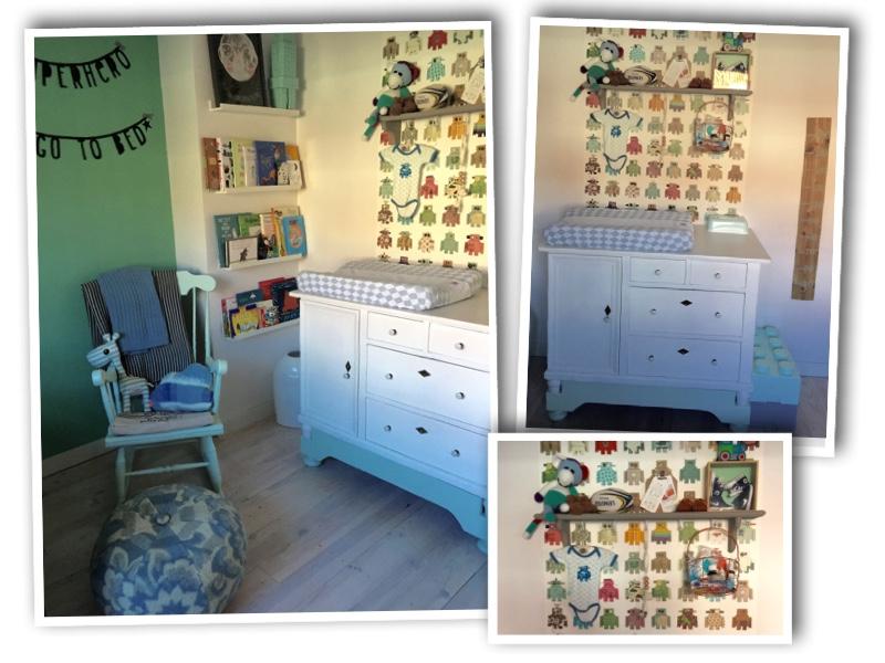 Schommelstoel Babykamer Marktplaats : Wil je een rondleiding babykamer lief thuis