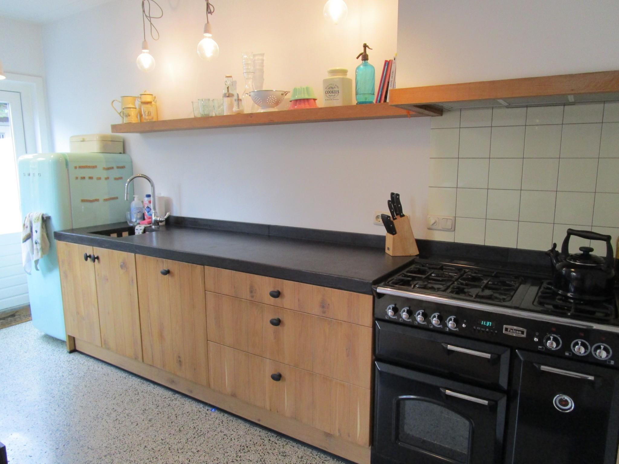 Schrobvaste Muurverf Keuken : Afwasbare muurverf keuken