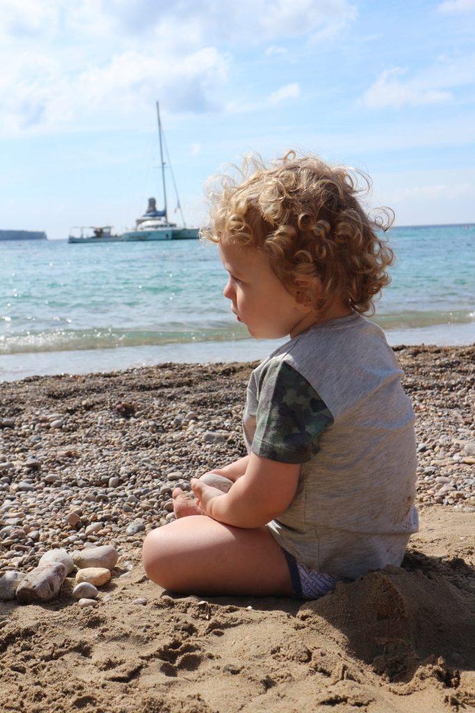 Ibiza met een kind (dreumes) aanrader of niet?