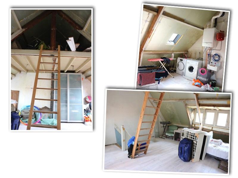 Kinderkamers Op Zolder : Klus zolder update kinderkamer in de maak ~ lief thuis