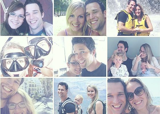 10 jaar samen, 10 jaar wij….10 jaar aan herinneringen…