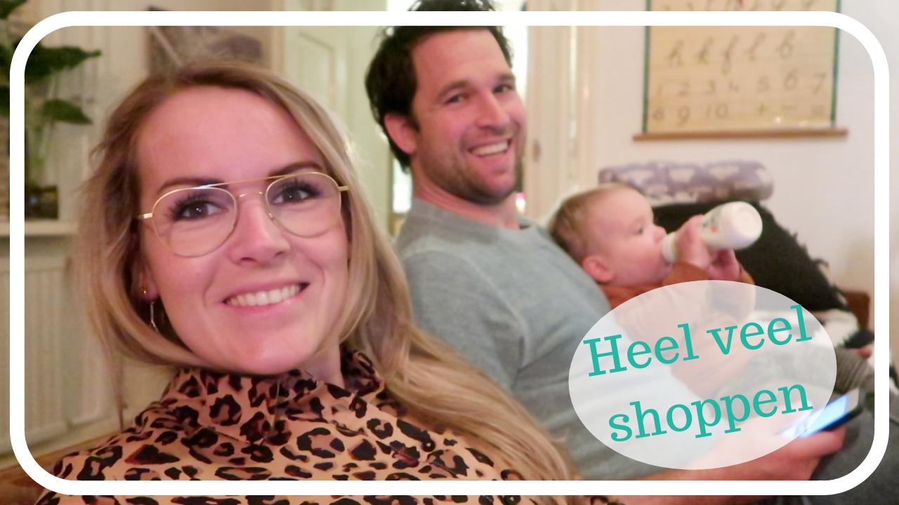 Heel veel shoppen en de Efteling – Weekendvlog 28