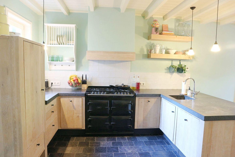 Onze mini keuken make-over…