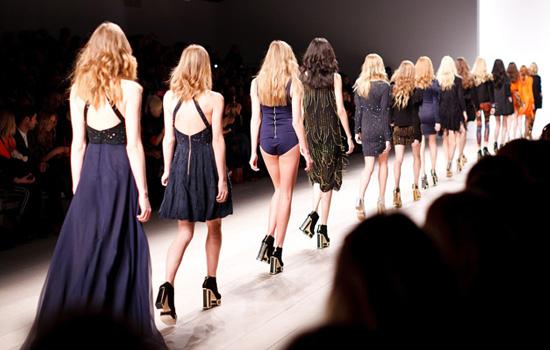Catwalk - défilé de mode