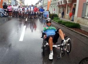 Wildon Marathon mit LiegeRad