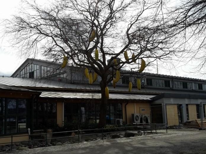 Astrīdas Lindgrēnas muzeja (Junibacken) ārpusē