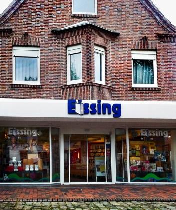 Von GOETZEN bis LIEMBA, Buchhandlung Eissing