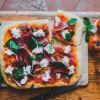 TÄYDELLINEN PIZZA #PIZZAGOALS