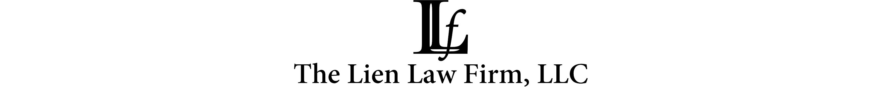 The Lien Law Firm, LLC