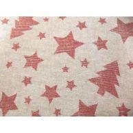 comprar-tela-de-navidad-estrellas-arboles-rojos