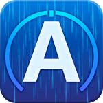 iPhone アプリ 雨 ゲリラ豪雨 アメミル