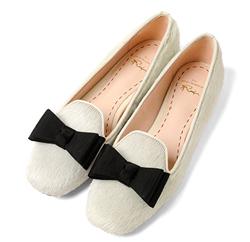 オペラシューズ,バレエシューズREEFUR Pony-Opera-Shoes,梨花さんデザイン