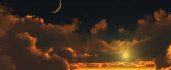 新月のときに行う、願いを叶えるおまじない