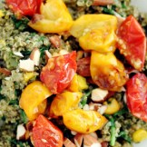 海外セレブも御用達!ダイエット効果絶大のキヌアとドライトマトで簡単レシピ
