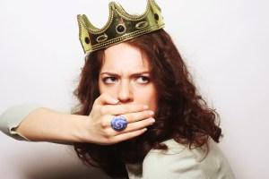 お姫様でいたい女性は結婚できない