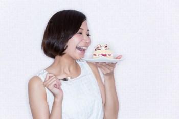 350 日本人女性 ケーキ ダイエット