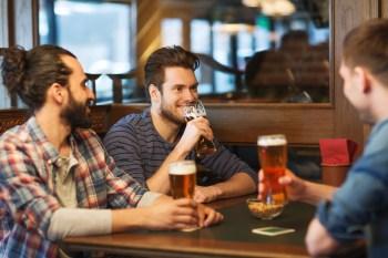 男友達との飲み会