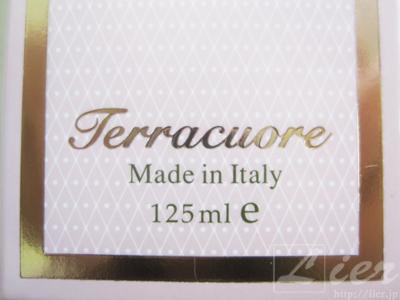 Terracuore(テラクオーレ)-ダマスクローズ-クレンジングミルク